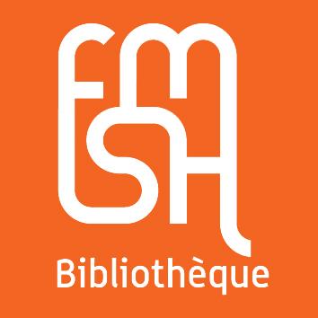 Logo Bibliothèque FMSH